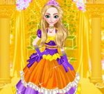 Anna Royal Dress Up