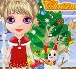 Baby Halen Christmas Dress Up