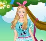 Barbie Childish Style Dress Up