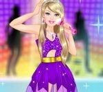 Barbie Concert Princess Dress Up