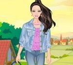 Barbie Denim Style Dress Up