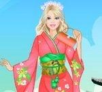 Barbie In Japan Dress Up
