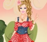 Barbie In The Countryside Style