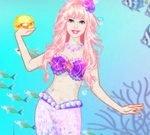 Barbie Mermaid Makeover