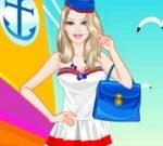 Barbie Navy Style