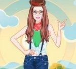 Barbie Western Style