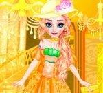 Elsa Royal Dress Up