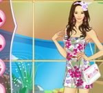 Helen Cherry Blossom Dress Up