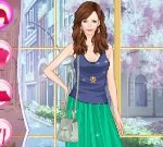 Helen Cute Casual Style Dress