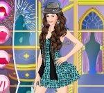 Helen Dress Up For Demi Lovato